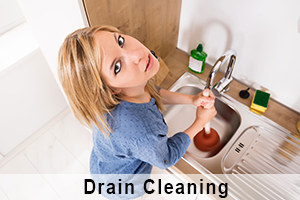 drain repair and drain cleaning