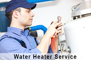 water heater service - water heater replacement