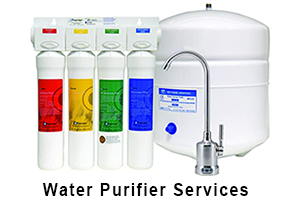 WHOLE HOUSE WATER PURIFIERS - WATER SOFTENER SYSTEM